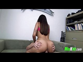 Mia Khalifa very first porno 97