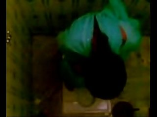 indian cute desi girl pee piss in toilet